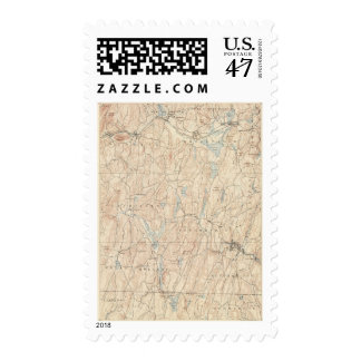 Brookfield, Massachusetts Postage