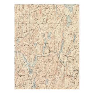 Brookfield, Massachusetts Postcard