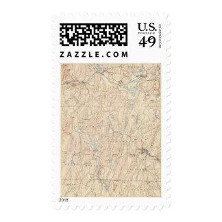 Brookfield, Massachusetts Stamp