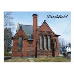 Brookfield Tarjeta Postal