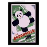 Brookfield Zoo Panda Cards