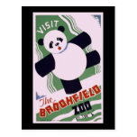 Brookfield Zoo Panda Postcards