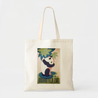 Brookfield Zoo-Panda Tote Bag