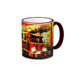 Brookhaven Fire Department Mississippi Ringer Coffee Mug