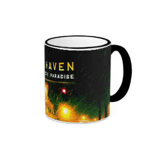 Brookhaven, Mississippi Coffee Cup Ringer Coffee Mug