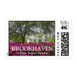 Brookhaven Mississippi Spring Antebellum Stamps