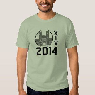 Brookings Hall Class of 2014 T-shirt
