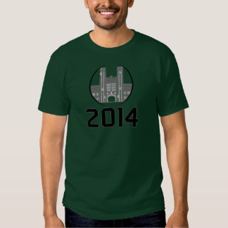 Brookings Hall Class of 2014 T Shirt