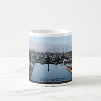 Brookings Harbor Coffee Mugs