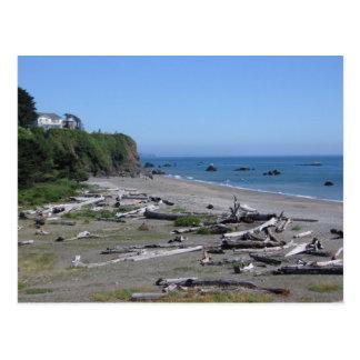 Brookings Harbor, Oregon Postcards