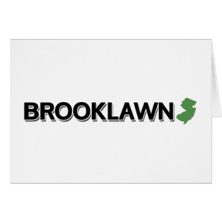 Brooklawn, New Jersey Card