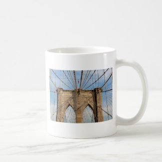 Brooklin bridge, New York Coffee Mug