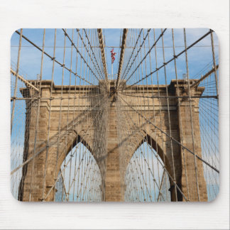Brooklin bridge, New York Mouse Pad