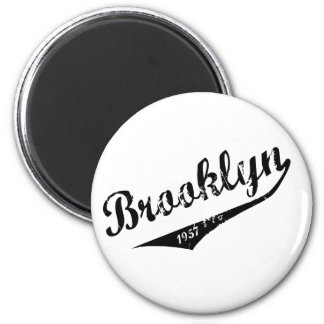 Brooklyn 1957 magnet