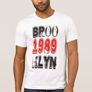 BROOKLYN 1989 T-Shirt