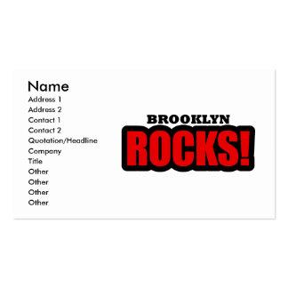 Brooklyn, Alabama City Design Business Card
