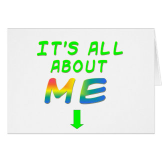 BROOKLYN All About Me Gifts Card