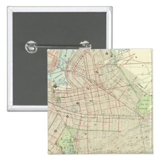 Brooklyn and Vicinity Button