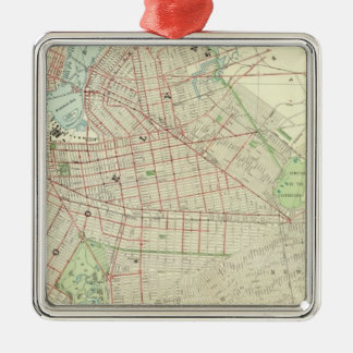 Brooklyn and Vicinity Christmas Tree Ornaments