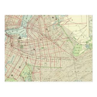 Brooklyn and Vicinity Postcard