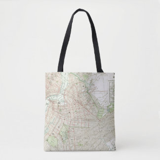 Brooklyn and Vicinity Tote Bag