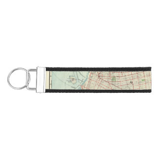 Brooklyn and Vicinity Wrist Keychain
