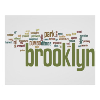 Brooklyn Baby Poster