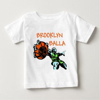 Brooklyn Balla Basketball Gear Baby T-Shirt