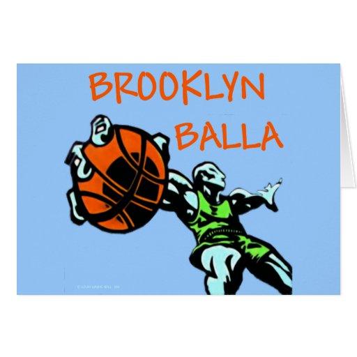 Brooklyn Balla Basketball Gear Card