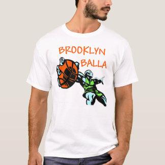 Brooklyn Balla Basketball Sport Value T- Shirt