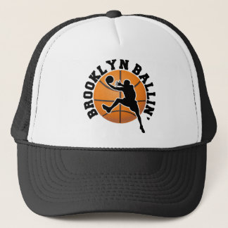Brooklyn Ballin' Trucker Hat