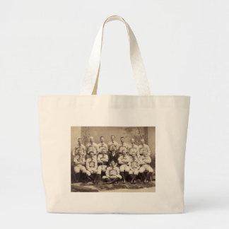 Brooklyn Baseball Team, 1889 Canvas Bags