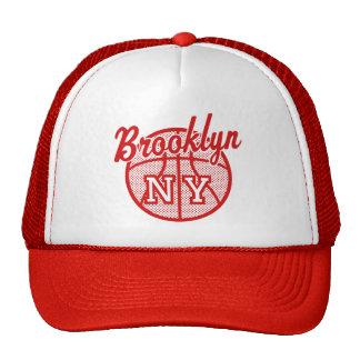 Brooklyn Basketball Trucker Hat