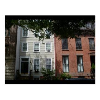 Brooklyn Block Photo Postcard