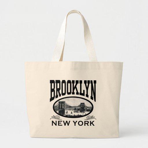 Brooklyn Bolsa Tela Grande