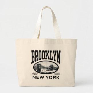 Brooklyn Bolsa Lienzo