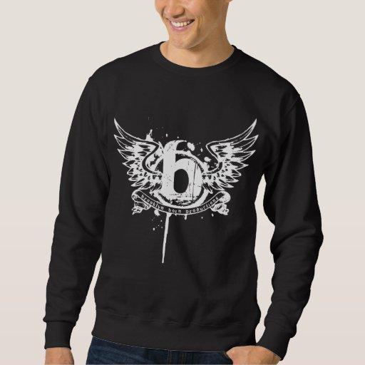 Brooklyn-Born-Productions-Logo-(White) Sweatshirt