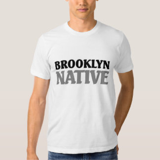 Brooklyn Born Shirt