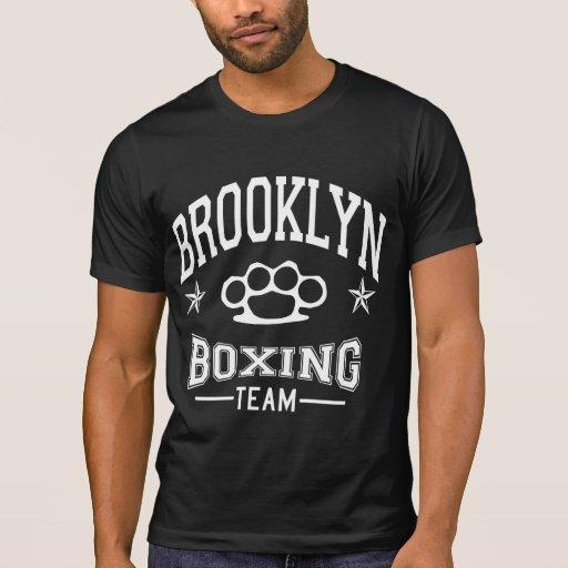 Brooklyn Boxing Team Tee Shirt