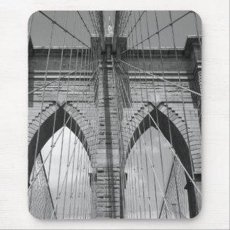 Brooklyn Brdige - B&W Tapete De Ratón