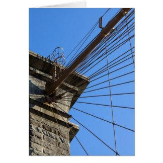 Brooklyn Bridge 01 Card