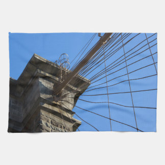 Brooklyn Bridge 01 Kitchen Towel
