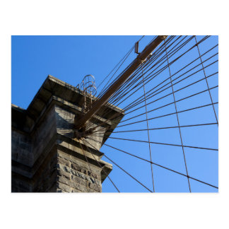 Brooklyn Bridge 01 Postcard