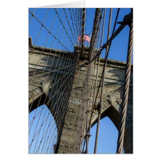 Brooklyn Bridge 02 Card