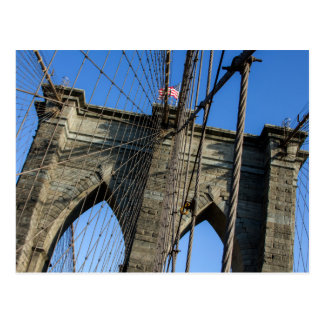 Brooklyn Bridge 02 Postcard