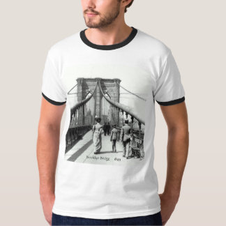 Brooklyn Bridge - 1899 T-Shirt