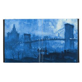 Brooklyn Bridge 1921 iPad Case