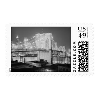 Brooklyn Bridge, 1982 Postage
