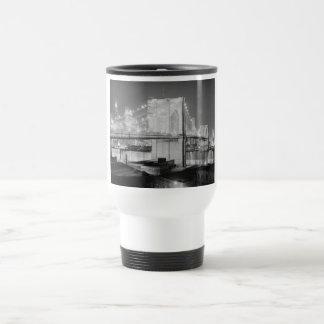 Brooklyn Bridge, 1982 Travel Mug