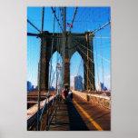 Brooklyn Bridge 3 Print